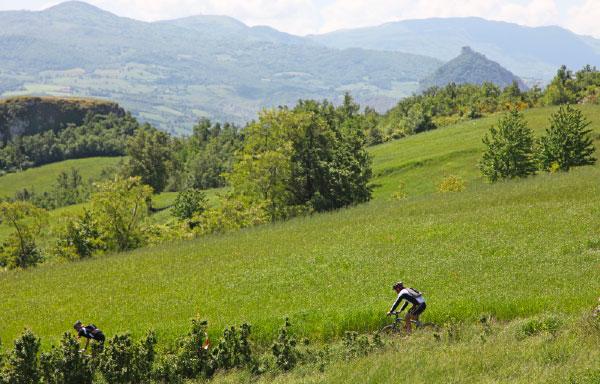 Rimini autunno: escursioni in bici nell'entroterra