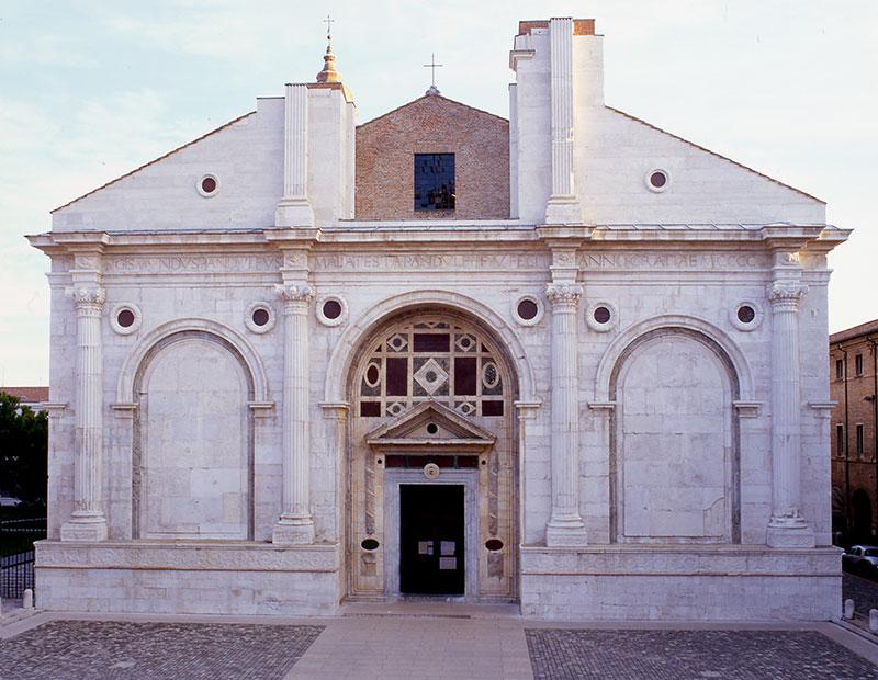 business hotel a Rimini, tempo libero, Tempio Malatestiano