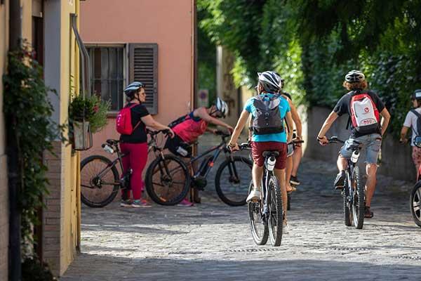 Rimini in forma - piste ciclabili