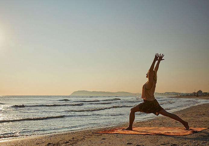 Rimini in forma - yoga