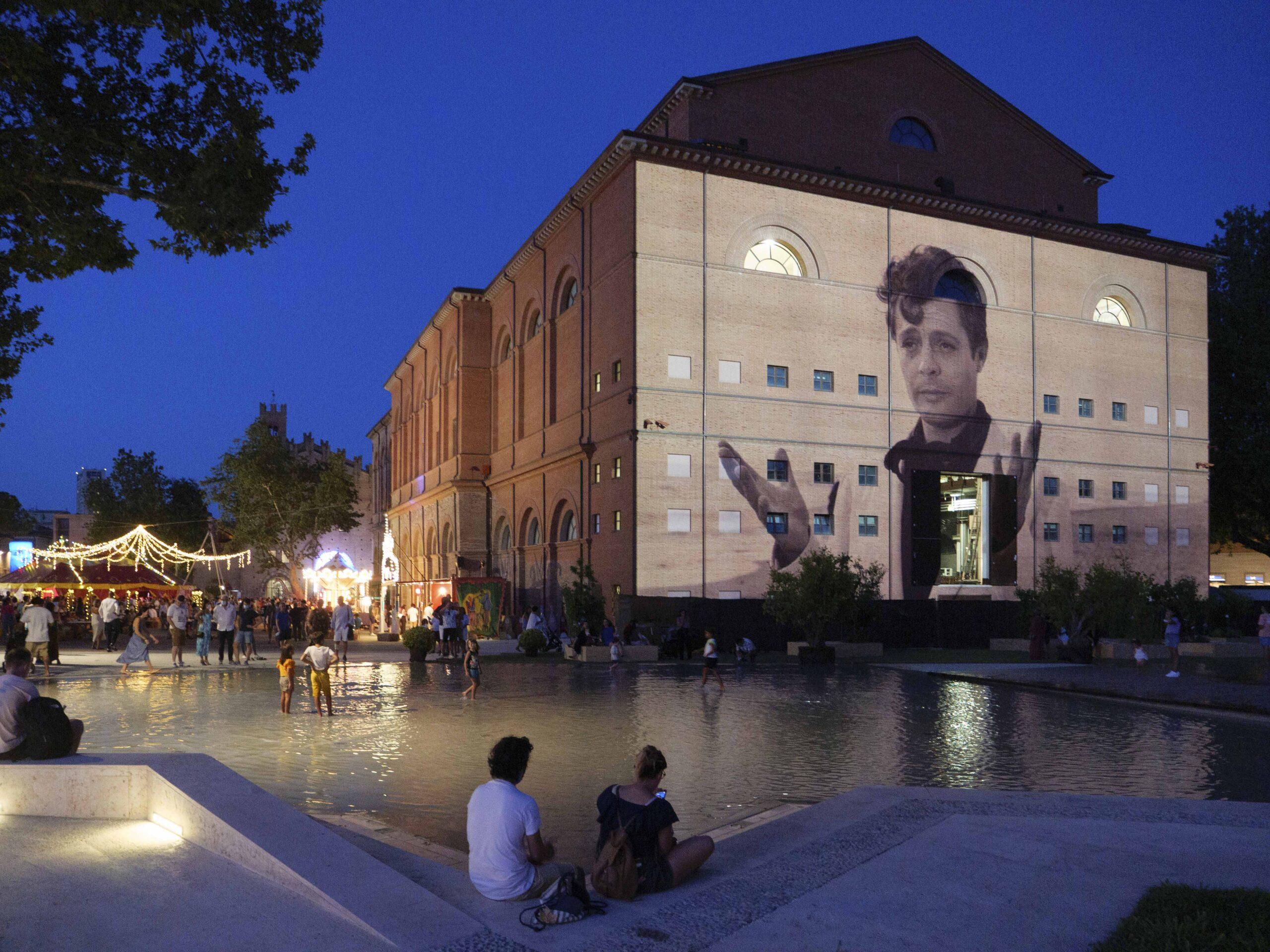 La Piazza dei Sogni del Fellini Museum